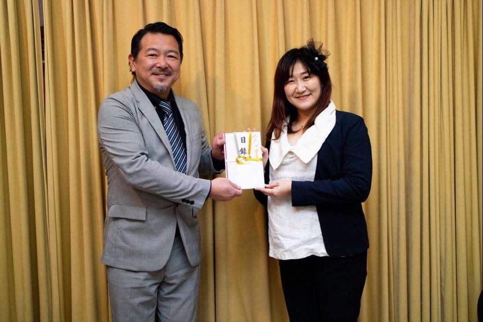日本未来創造公益資本財団様の 『コロナ禍における社会的事業支援助成プログラム』